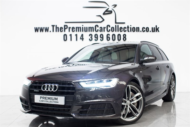 used Audi A6 Avant NOW SOLD DELIVERING TO CARDIFF