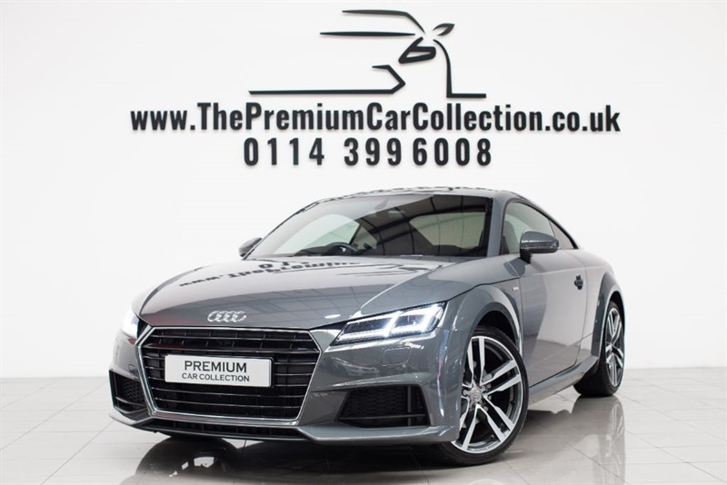 used Audi TT NOW SOLD DELIVERING TO LINCOLN