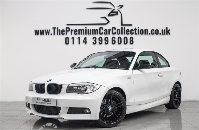 used BMW 118d SPORT PLUS EDITION HEATED LEATHER BLUETOOTH