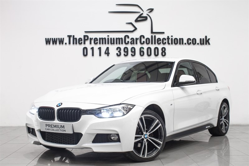 used BMW 320i XDRIVE M SPORT SAT NAV LEATHER FBMWSH