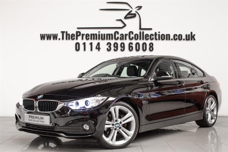 used BMW 420d SE GRAN COUPE SAT NAV REAR CAMERA 19