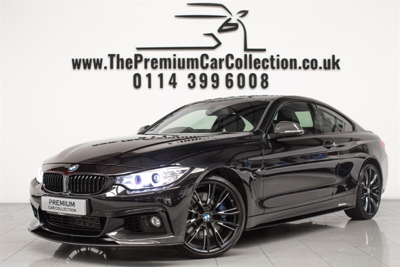 used BMW 435i M SPORT PLUS PRO SAT NAV M PERFORMANCE CARBON 20' 624M ALLOYS