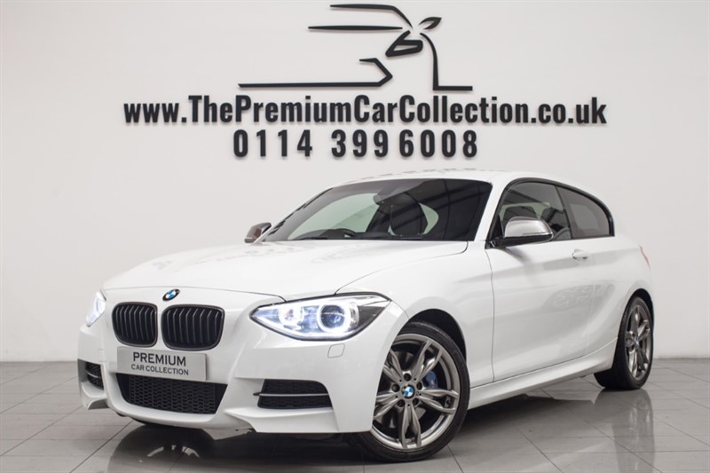 used BMW M135i HEATED LEATHER PRIVACY GLASS 18' ALLOYS