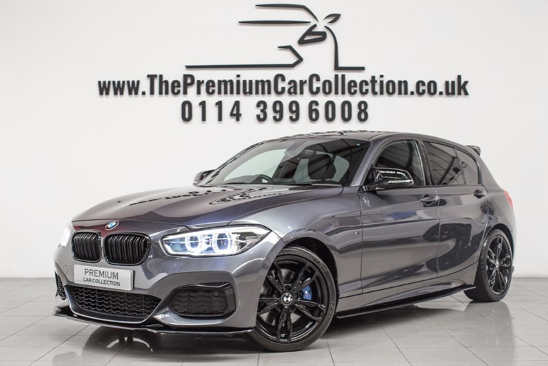 used BMW M140i SAT NAV XENONS PRIVACY 335BHP