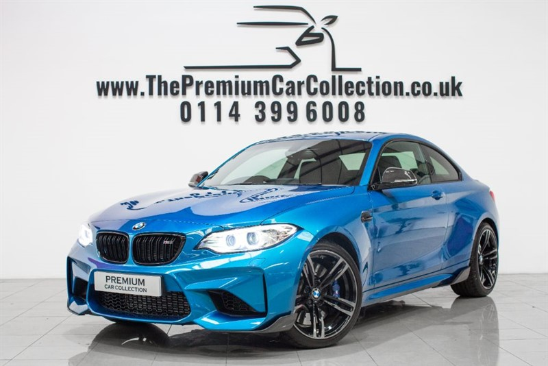 used BMW M2 NOW SOLD DELIVERING DERBYSHIRE