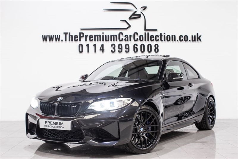 used BMW M2 M PERFORMANCE EXHAUST PRO SAT NAV