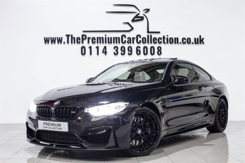 used BMW M4 COMPETITION PACKAGE CARBON EXTRAS M PERFORMANCE EXHAUST