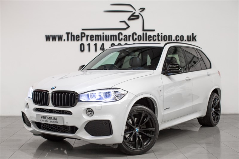 used BMW X5 XDRIVE30D M SPORT PAN ROOF PRO SAT NAV 7 SEATS
