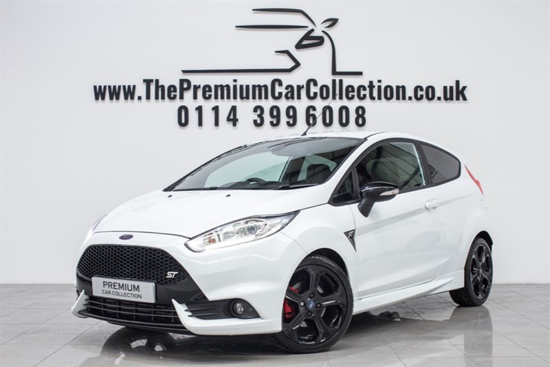 used Ford Fiesta ST-3 SAT NAV DAB STYLE PACK PRIVACY