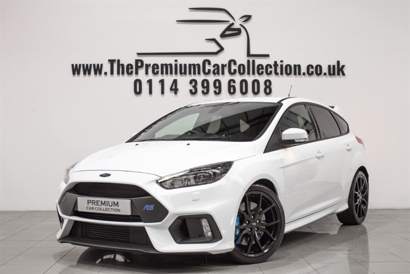 used Ford Focus RS SAT NAV SYNC 19' FORGED ALLOYS