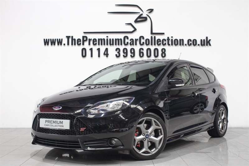 used Ford Focus ST-2 STYLE PACK FFSH DAB BLUETOOTH