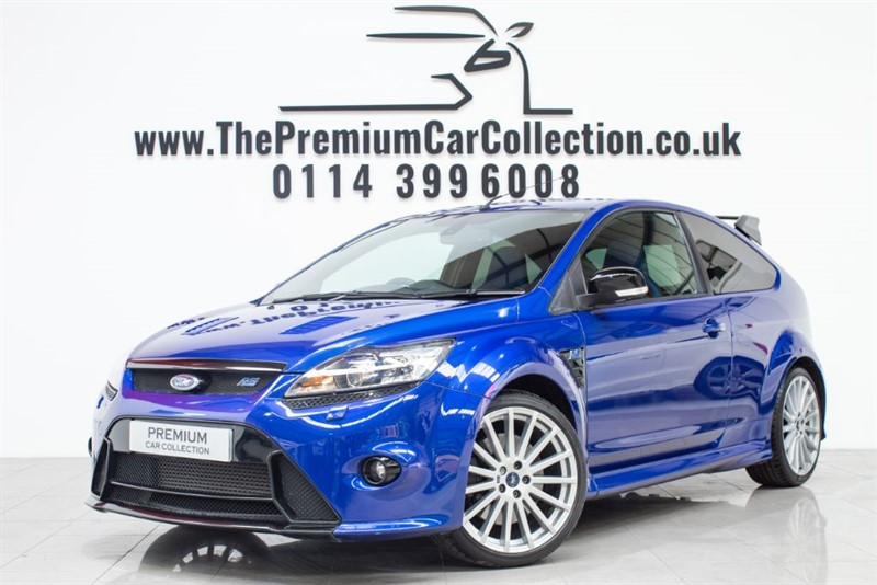 used Ford Focus RS LUX PACKS 1 & 2 ONE OWNER FROM NEW