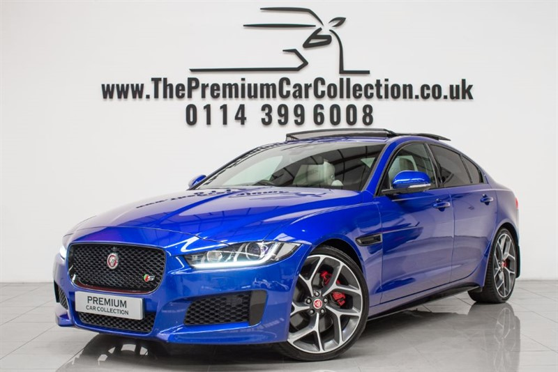 used Jaguar XE S NOW SOLD DELIVERING TO LONDON