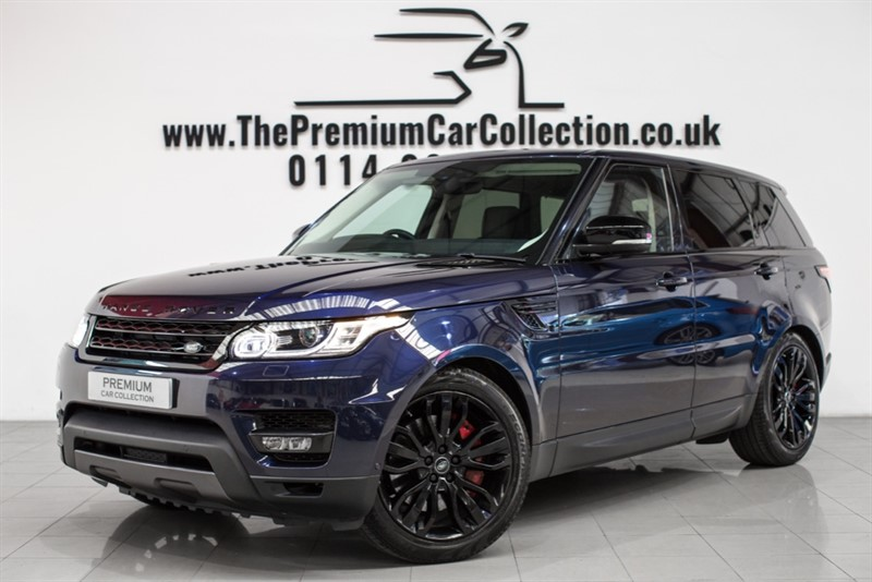used Land Rover Range Rover Sport SDV6 HSE DYNAMIC FACELIFT MODEL 21