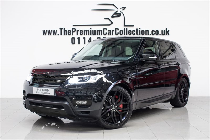 used Land Rover Range Rover Sport NOW SOLD DELIVERING TO READING
