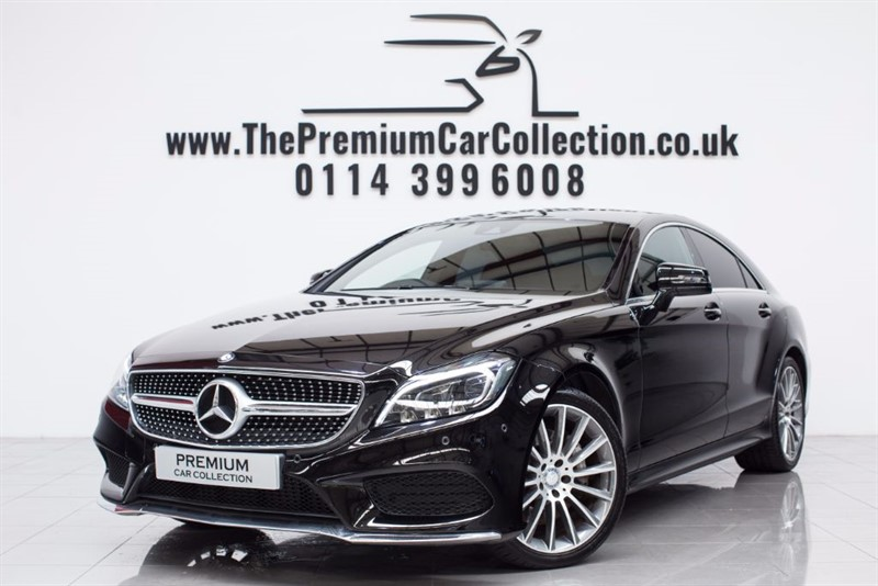 used Mercedes CLS CLS350 BLUETEC AMG LINE COMMAND PRIVACY