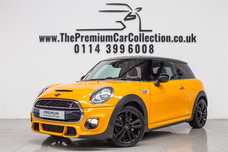 used MINI  COOPER S DAB EXCITEMENT PACK JCW 17'S