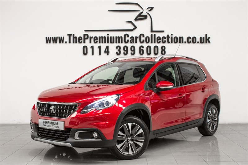 used Peugeot 2008 ALLURE CAR PLAY DAB PRIVACY FPSH
