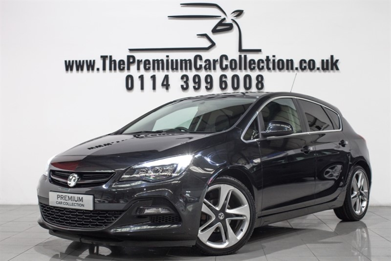 used Vauxhall Astra LIMITED EDITION USB AUX 19' ALLOYS