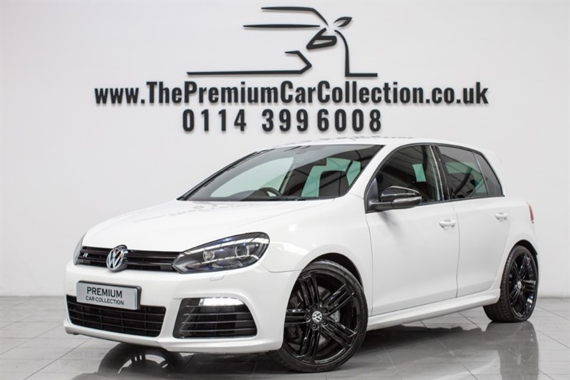 used VW Golf R HEATED LEATHER XENONS 19
