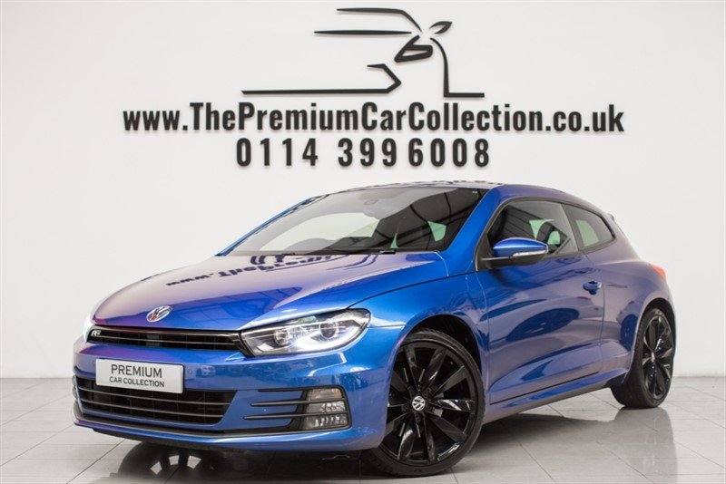 VW Scirocco for sale