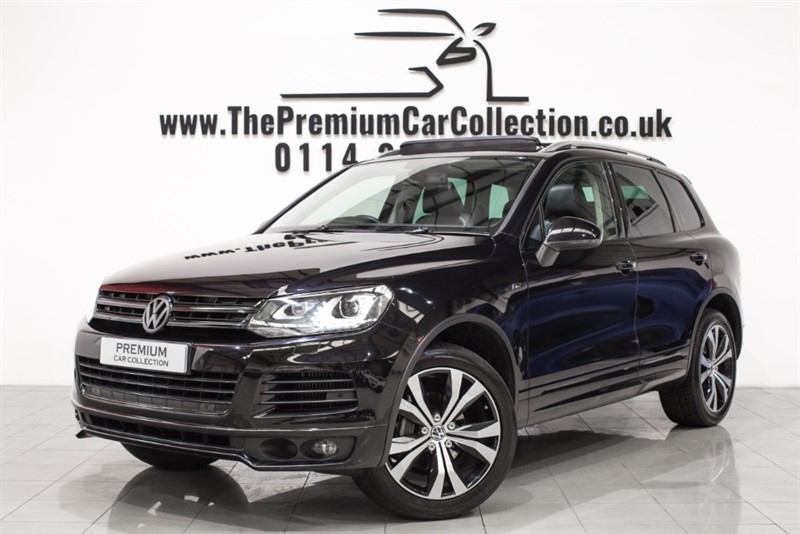 used VW Touareg V6 R-LINE TDI BLUEMOTION TECHNOLOGY PAN ROOF