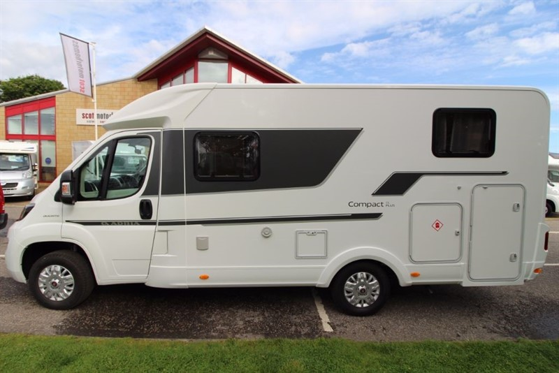used Adria  Compact Plus SL 3 Berth Motorhome in perth-scotland