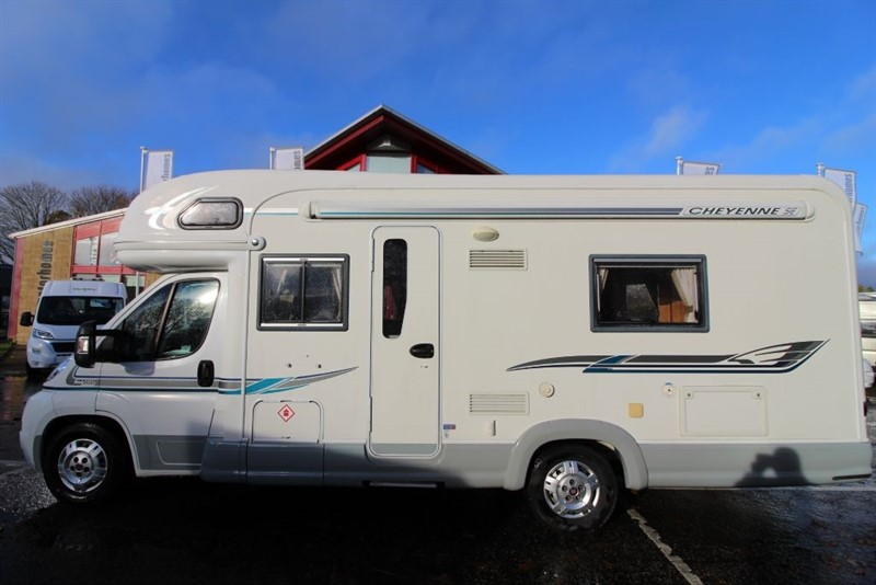 Autotrail for sale