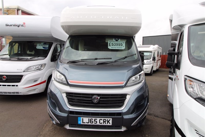 used Autotrail  Dakota 4 Berth Motorhome in perth-scotland