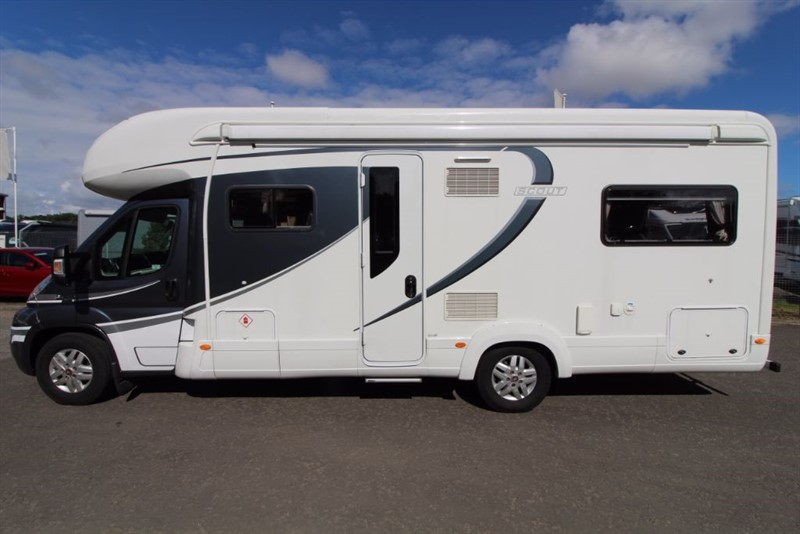 used Autotrail  Scout 4 Berth Motorhome in perth-scotland