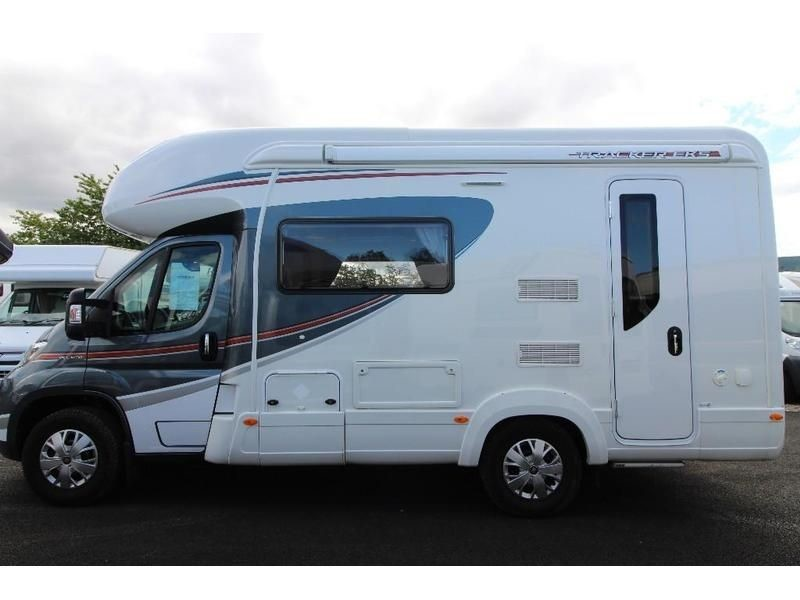 used Autotrail  Tracker EKS 2 Berth Motorhome in perth-scotland