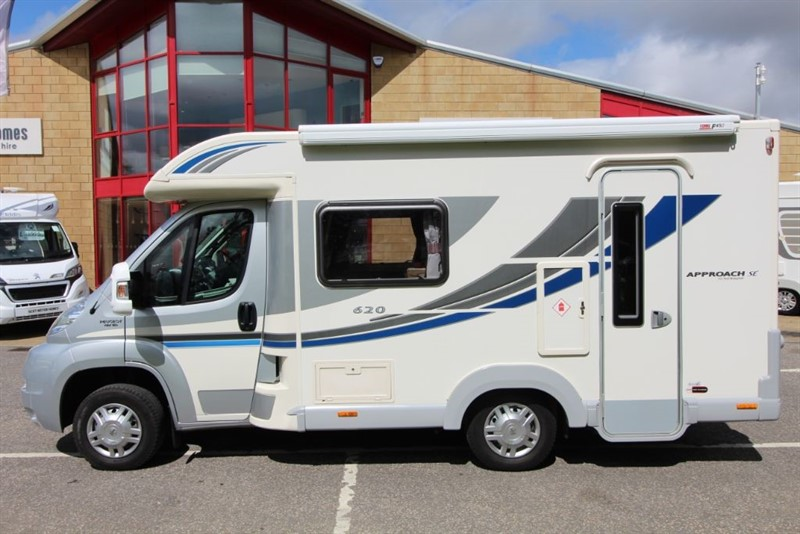 used Bailey  Approach SE 620 2 Berth Motorhome in perth-scotland
