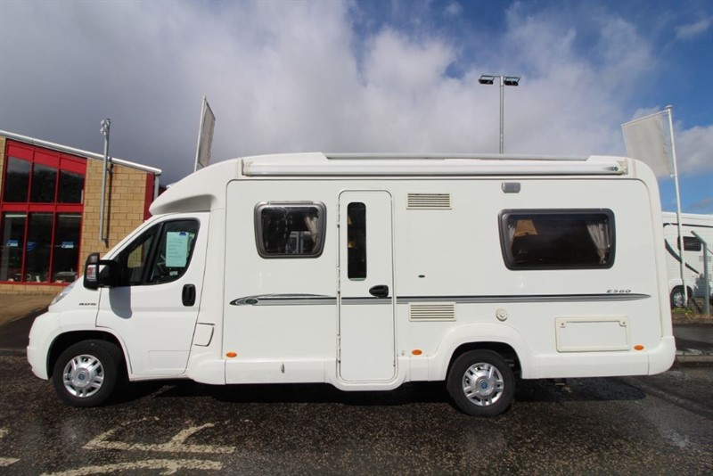 used Bessacarr  E560 4 Berth Motorhome in perth-scotland