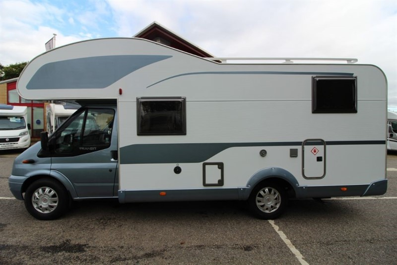 used Burstner  Nexxo Family A 630 G 5 Berth in perth-scotland