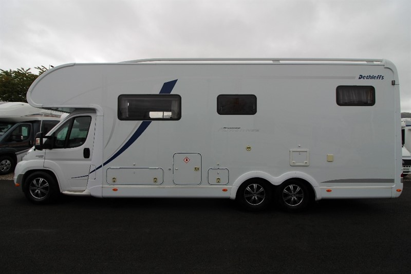 used Dethleffs  Advantage A 7871-2 6 Berth Motorhome in perth-scotland