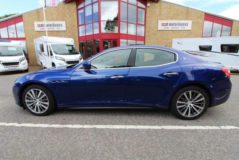 used Maserati Ghibli V6 in perth-scotland