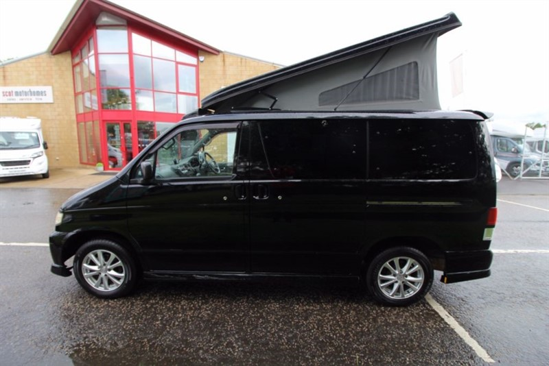 used Mazda Bongo Friendee 2 Berth Campervan in perth-scotland