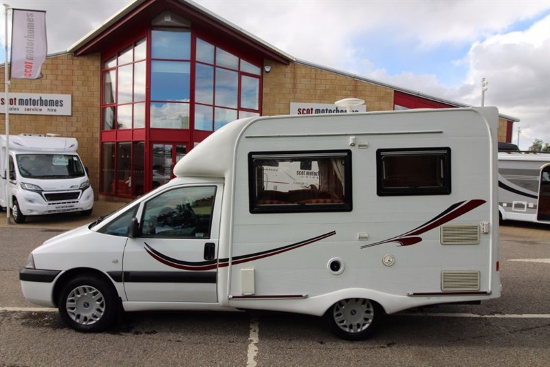 used NuVenture  Rio 2 Berth Motorhome in perth-scotland