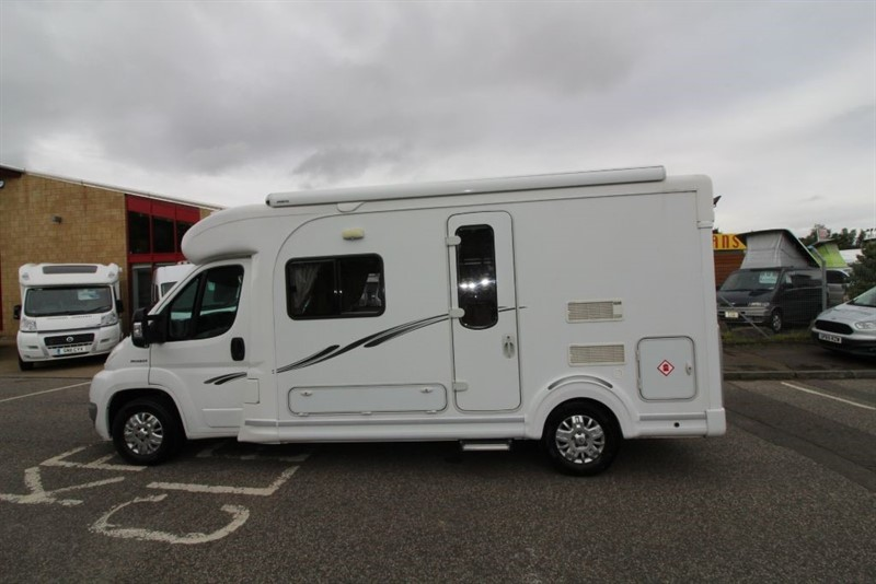 used Peugeot Boxer Autocruise Starlett II 2 Berth Motorhome in perth-scotland