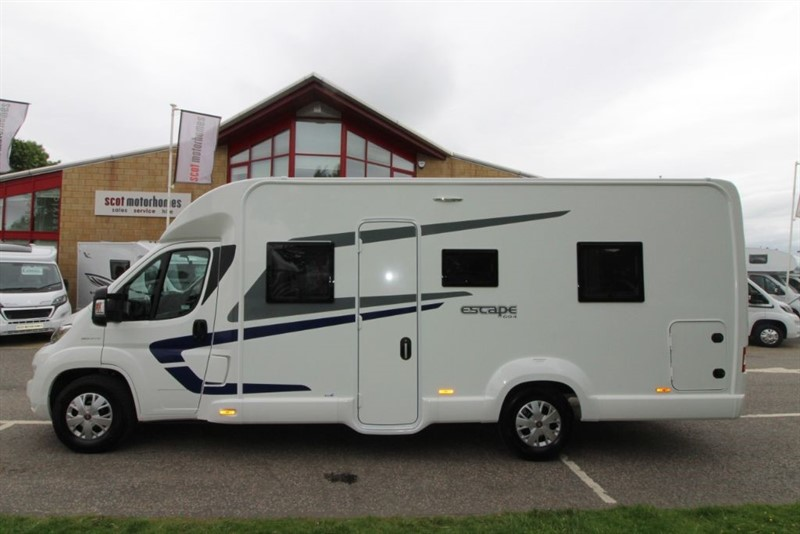 used Swift  Escape 694 4 Berth motorhome in perth-scotland