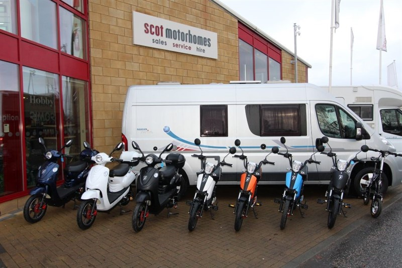 used Zero  Eskuta Electric Bicycle in perth-scotland