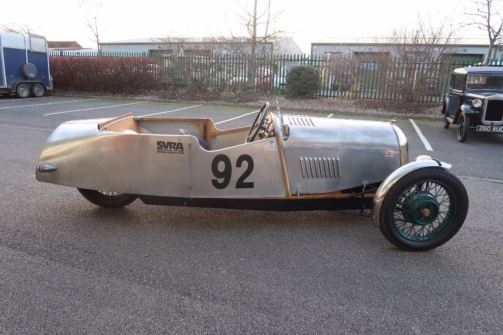 Used Silver Morgan 3 Wheeler For Sale | Lincolnshire