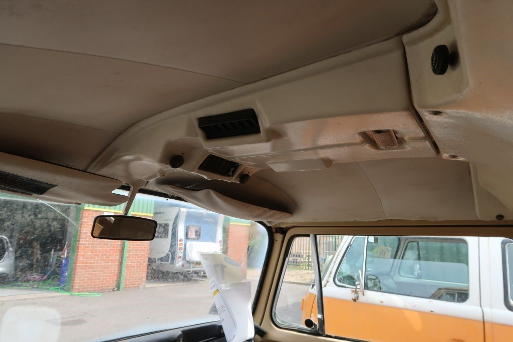 Used Orange/White VW Campervan For Sale | Lincolnshire