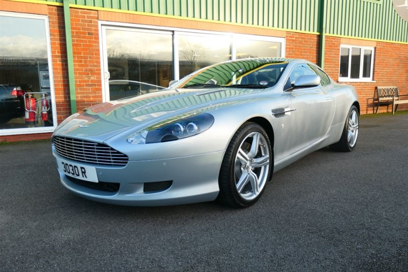 used Aston Martin DB9 V12 One Owner 344 MILES ONLY!!! in louth