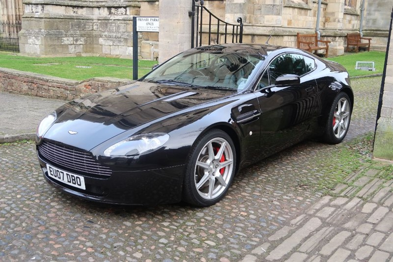 used Aston Martin Vantage 4.3 V8 Vantage 2dr Sportshift in louth