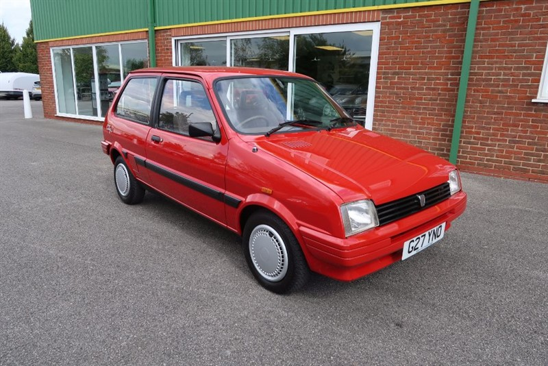 used Austin Metro City X 1.0 3dr - As New in louth