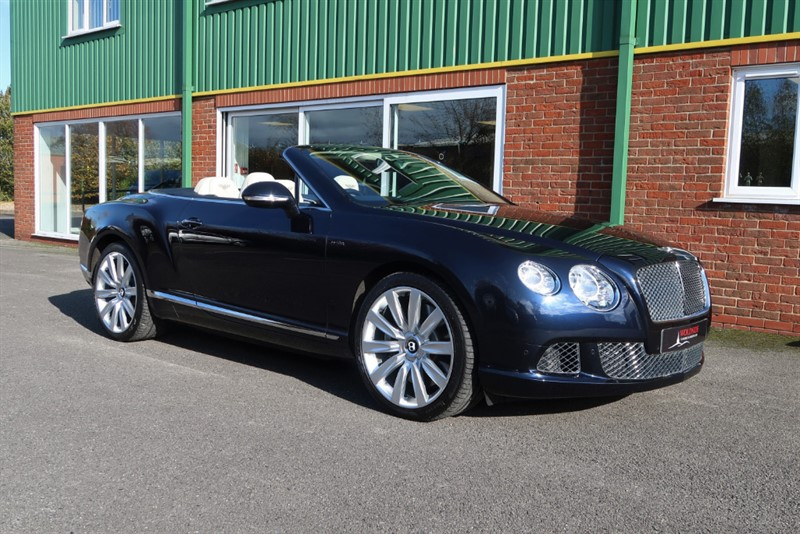 used Bentley Continental GTC W12 Convertible 15,000 Miles Only in louth