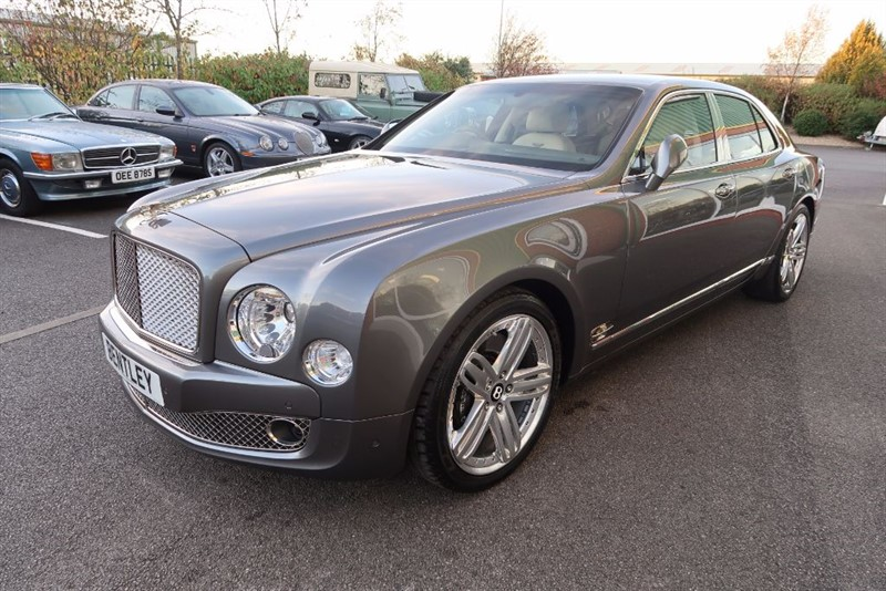 used Bentley Mulsanne 6.75 High Specification in louth
