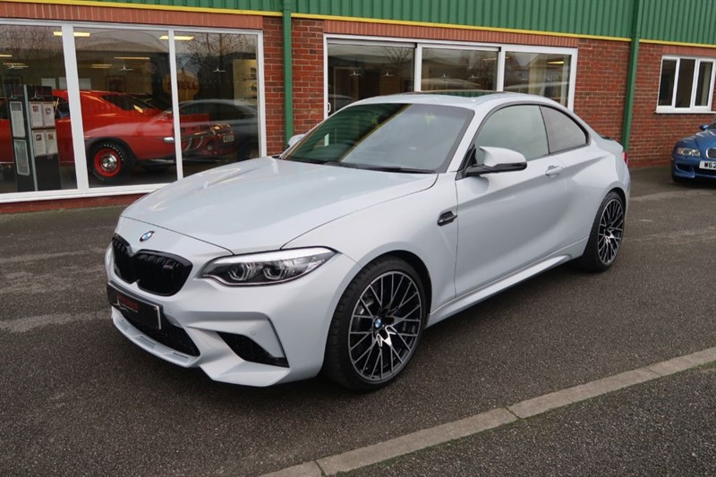 used BMW M2 Competition Manual High Spec in louth