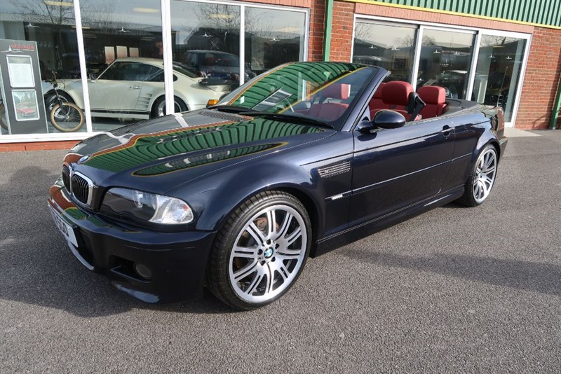 used BMW M3 E46 3.2 2dr Convertible 6 speed in louth
